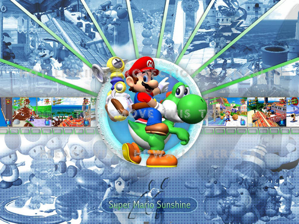 mario world wallpapers