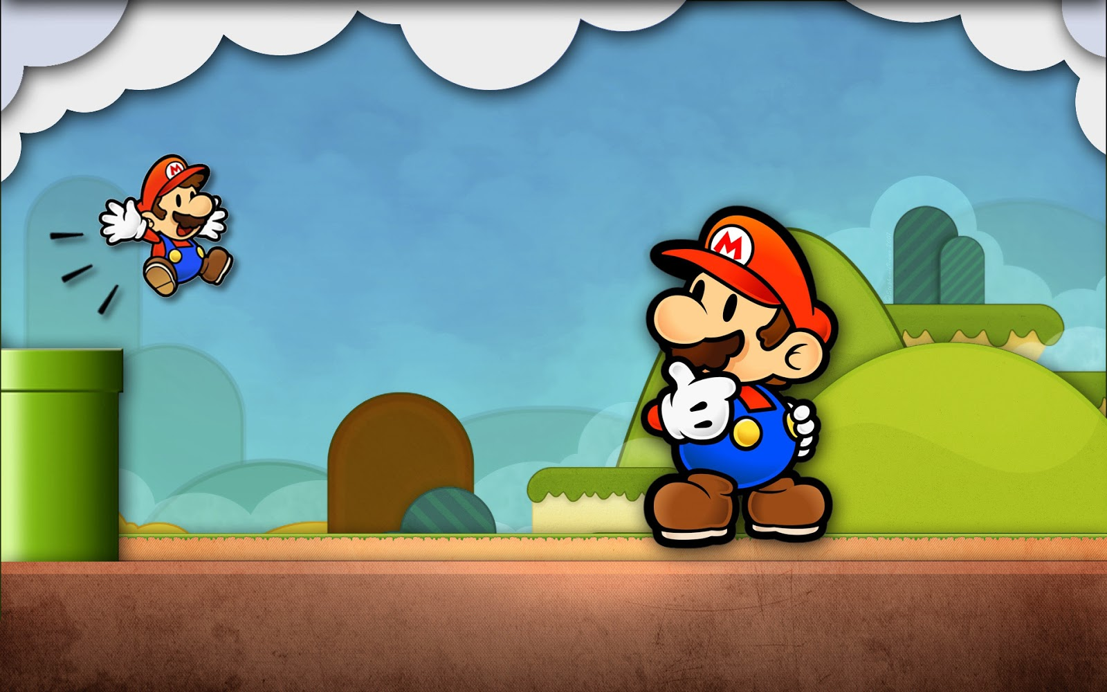 images of super mario brothers