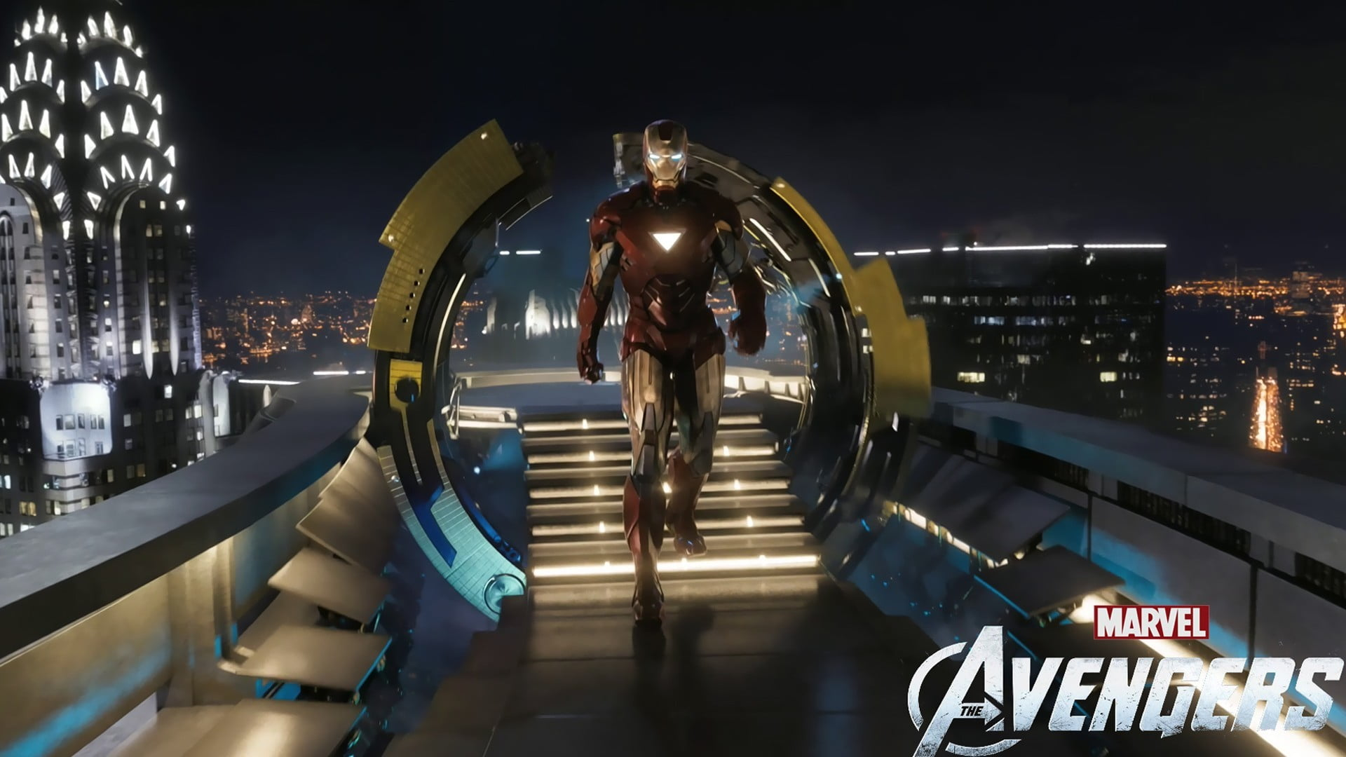 ironman, marvel studios wallpaper
