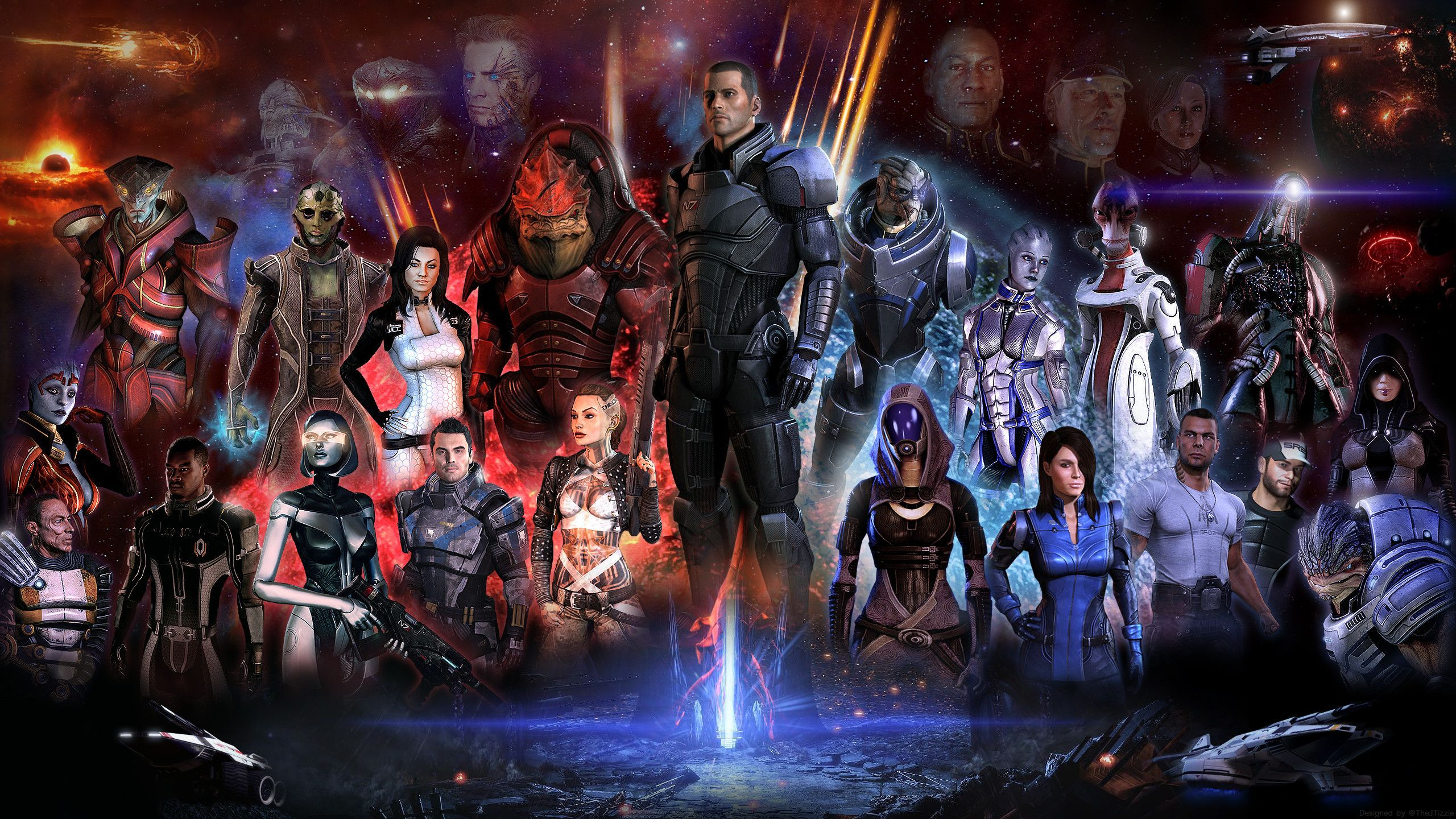 mass effect andromeda backgrounds