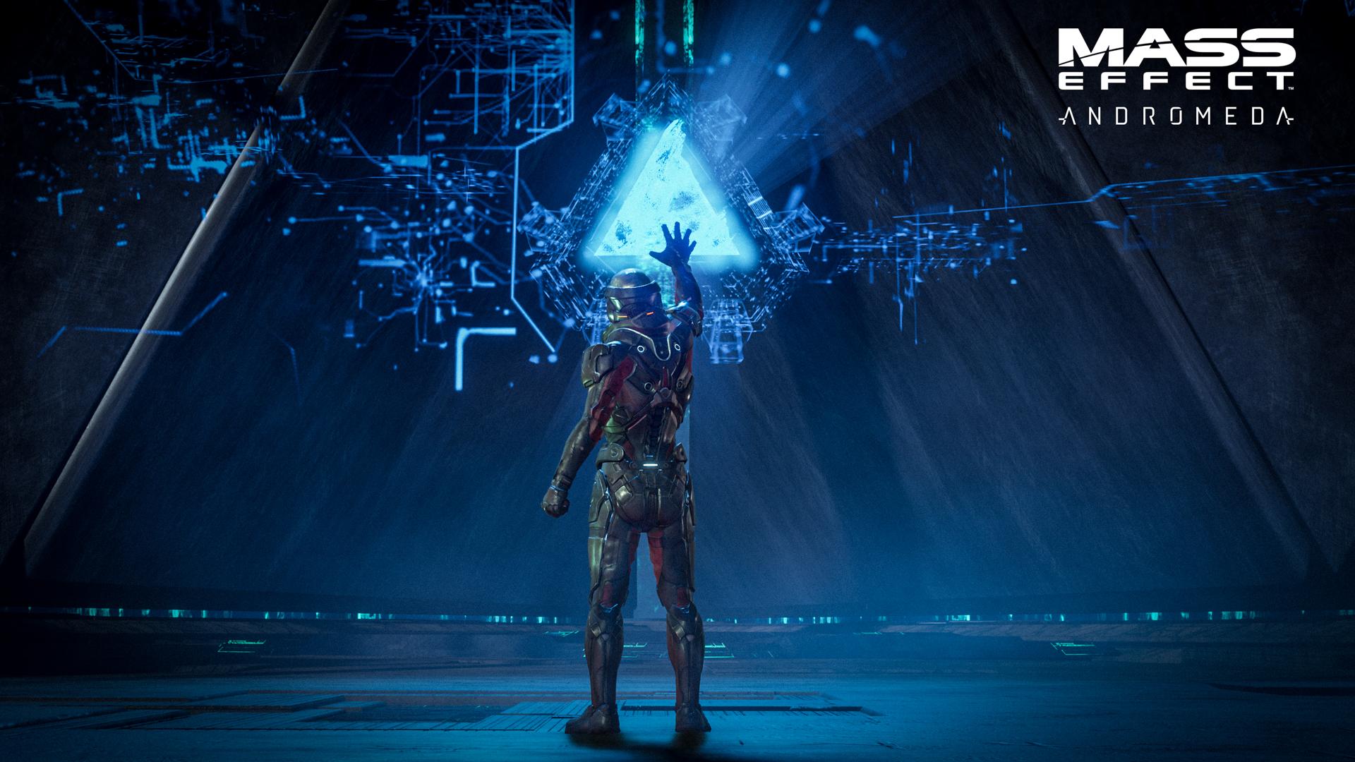 4k Mass Effect Wallpapers Trumpwallpapers