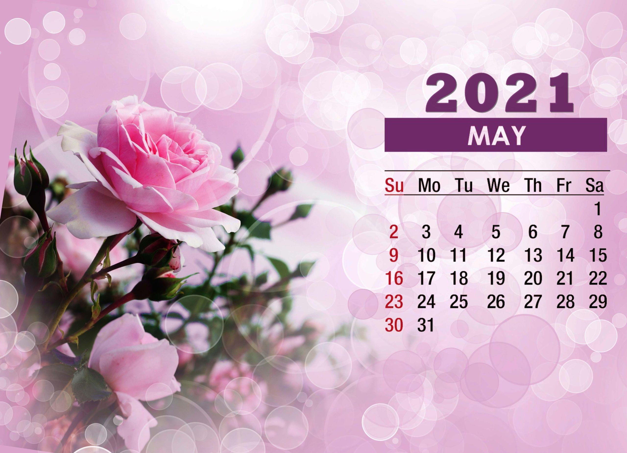 may 2021 calendar with holidays usa