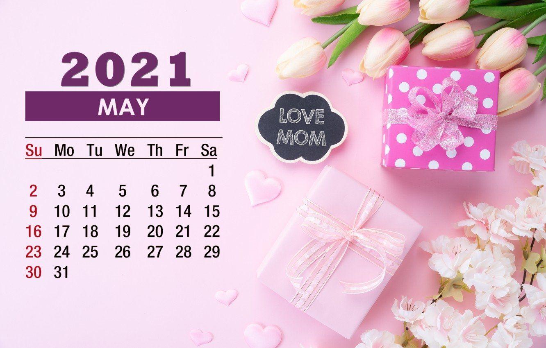 may 2021 calendar activities