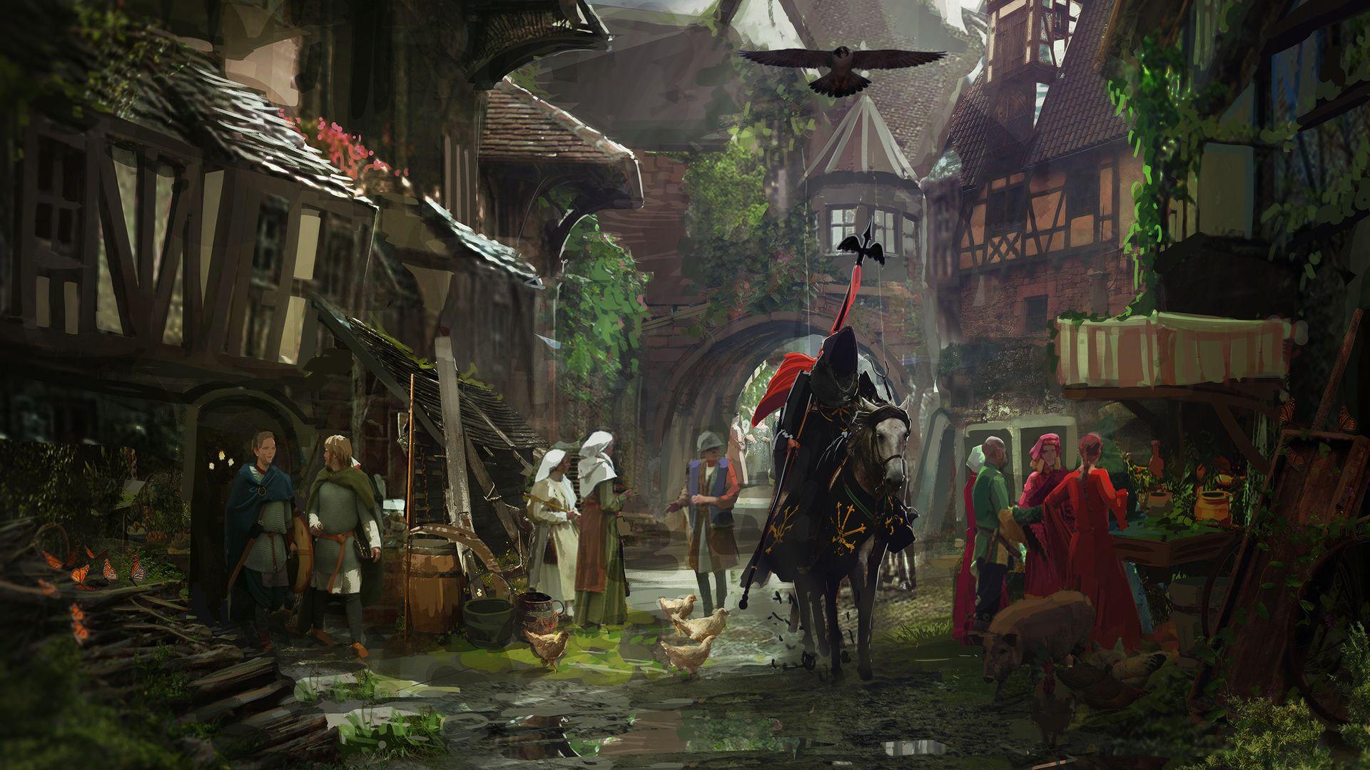 medieval desktop images
