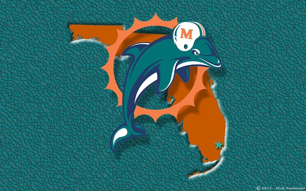 free miami dolphin wallpapers hd