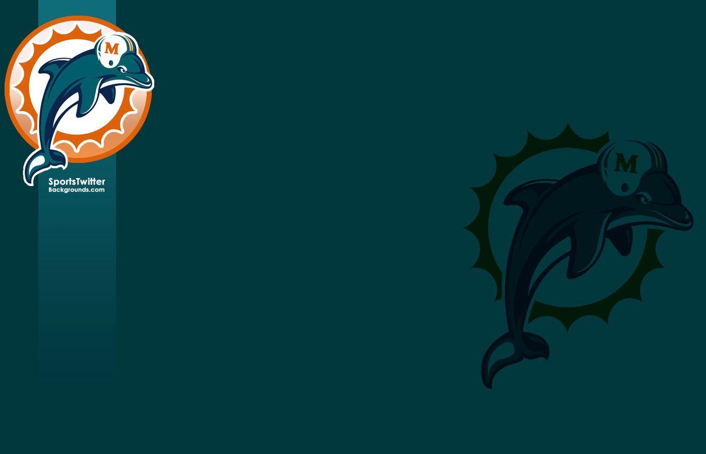 miami dolphins google chrome theme