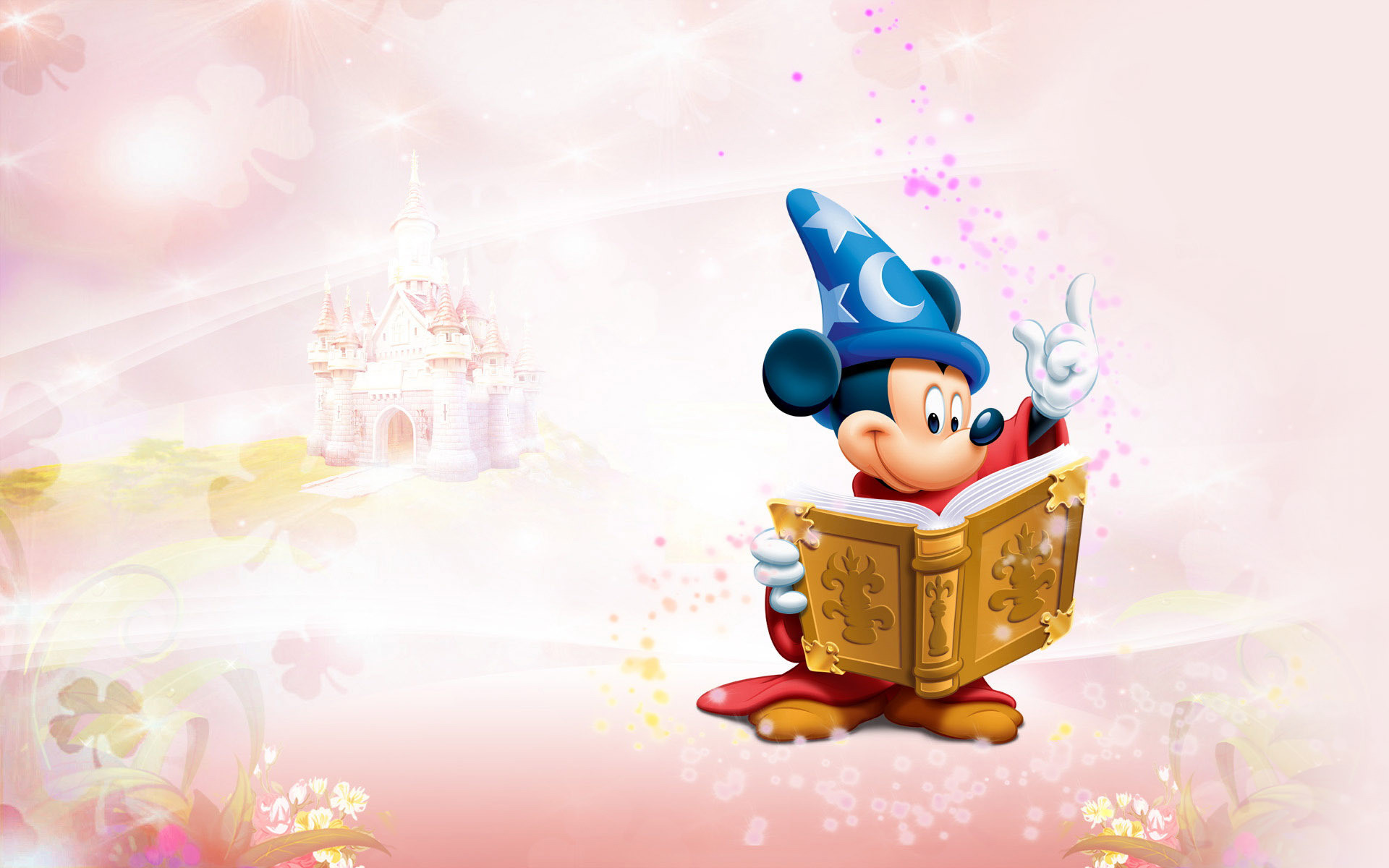 mickey mouse background images