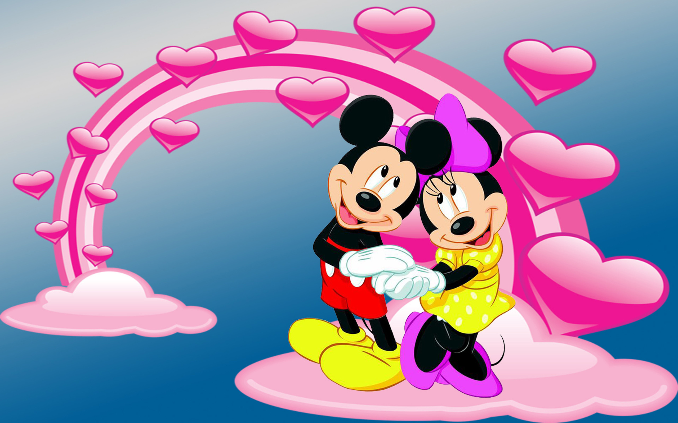 mickey mouse background hd