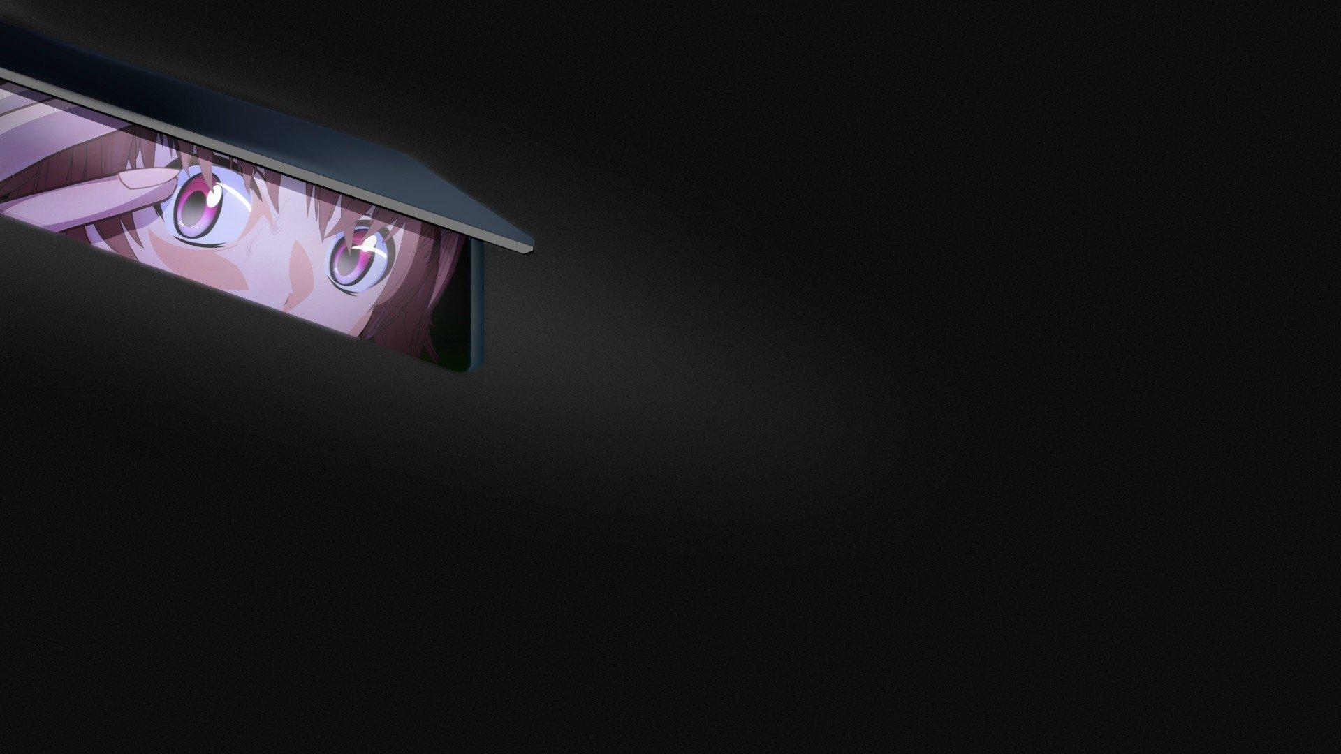 yuno gasai desktop background