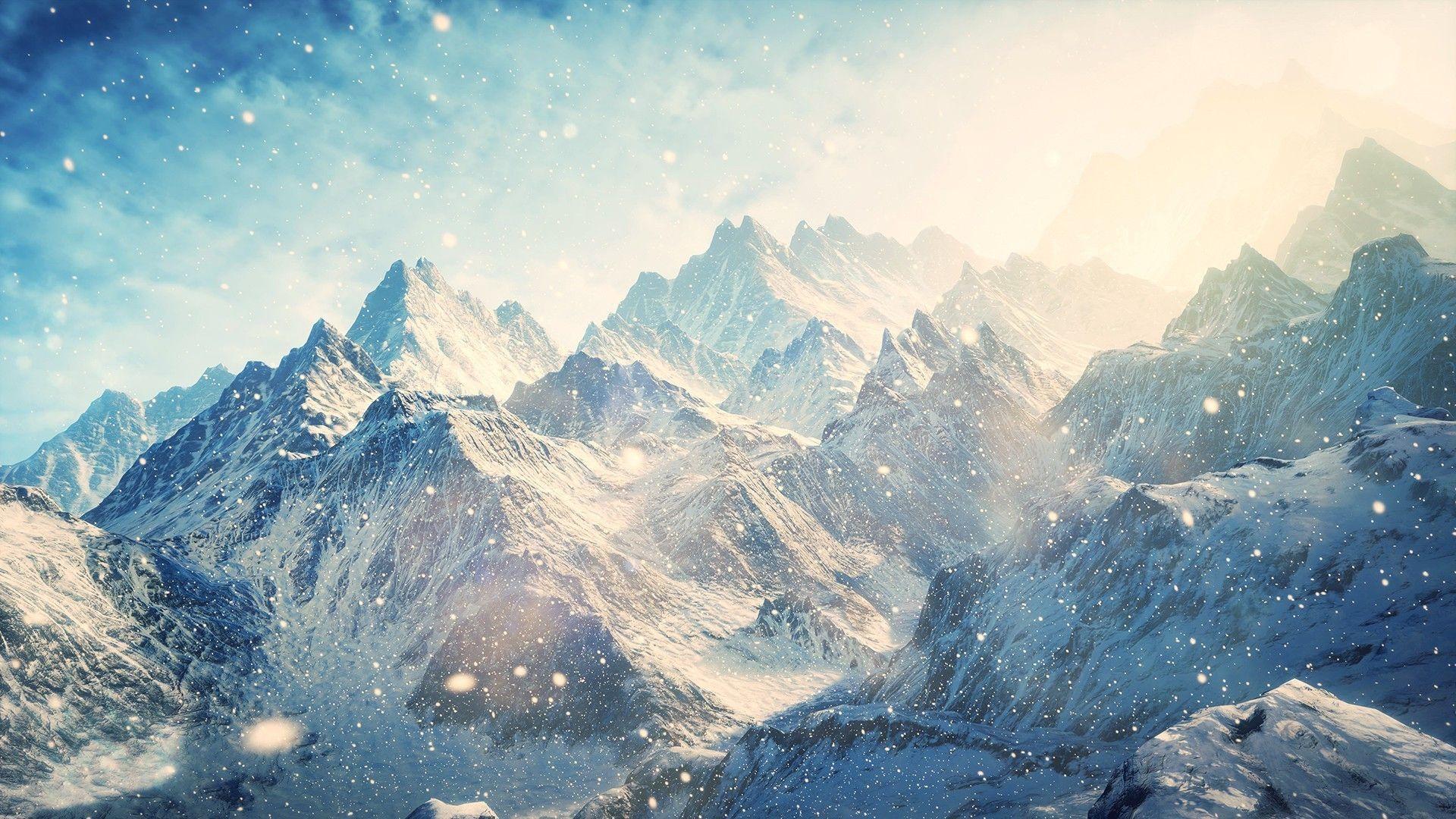 Mountain Wallpaper 4k