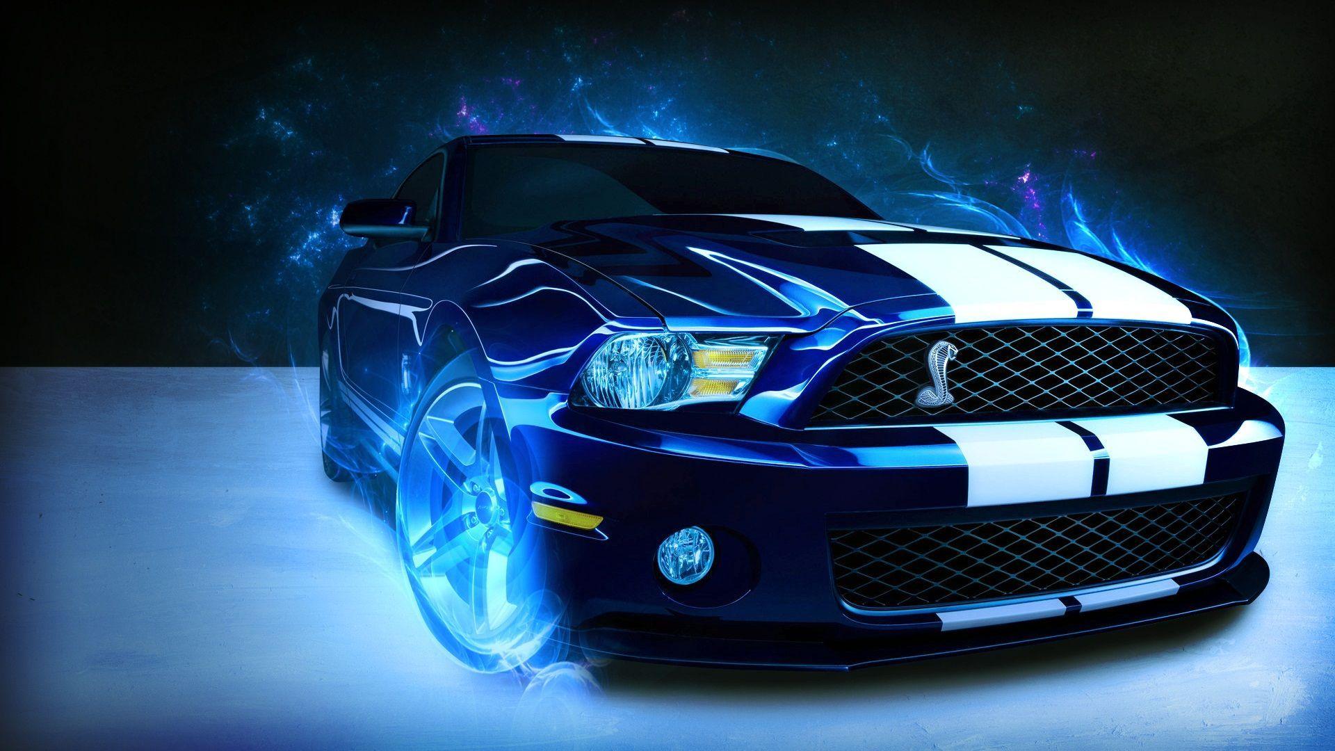 mustang car images