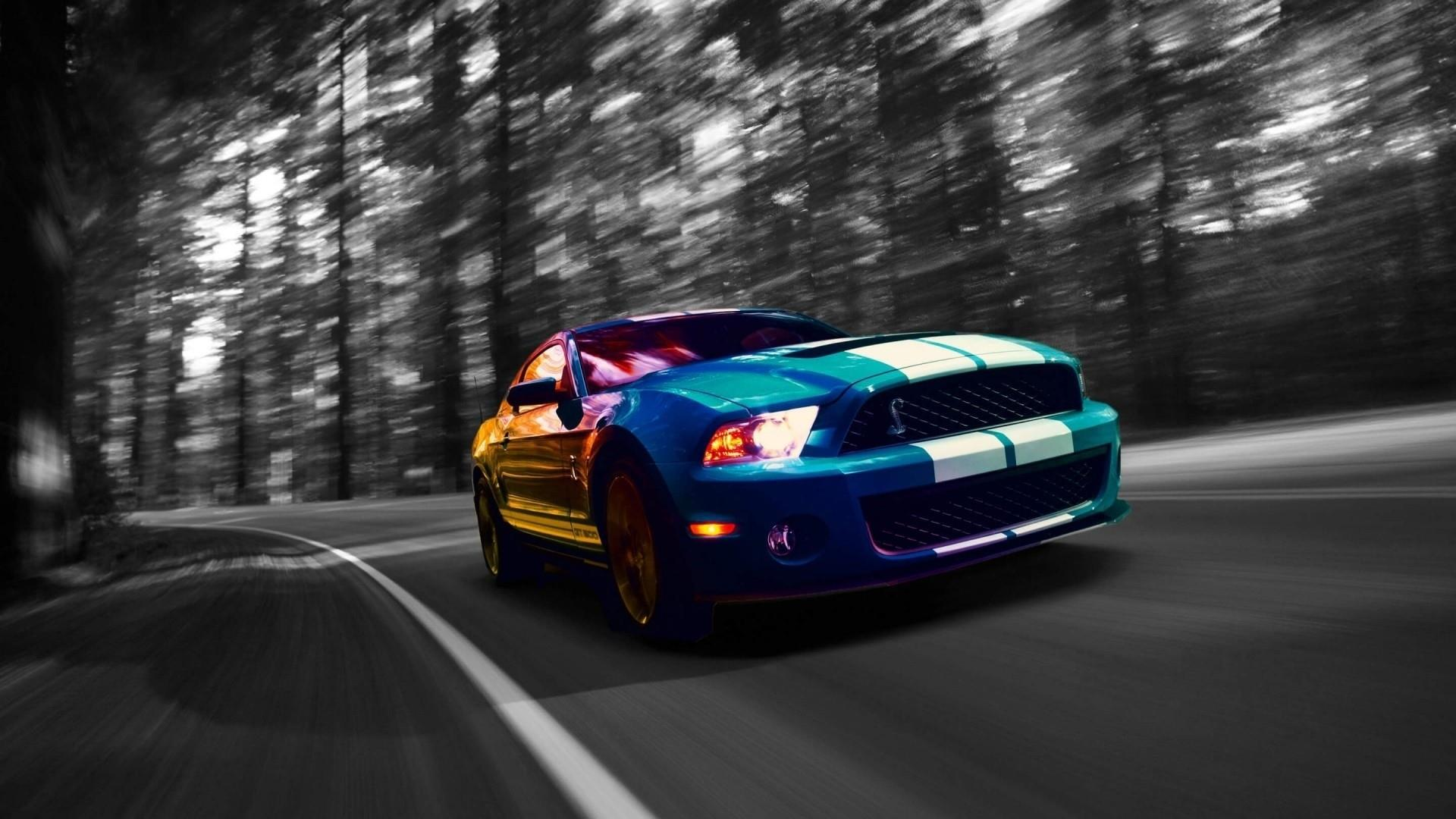 mustang backround hd pictures