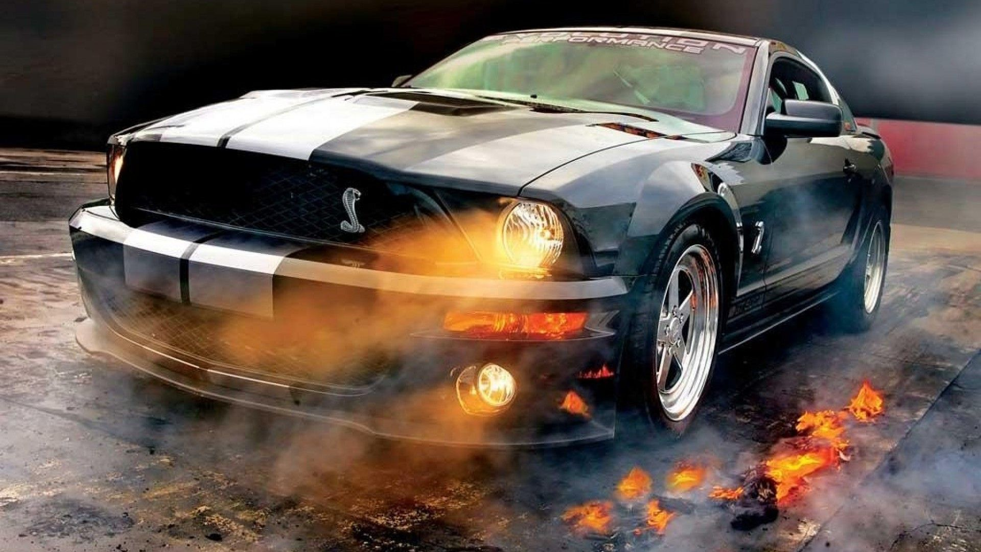 ford mustang pic