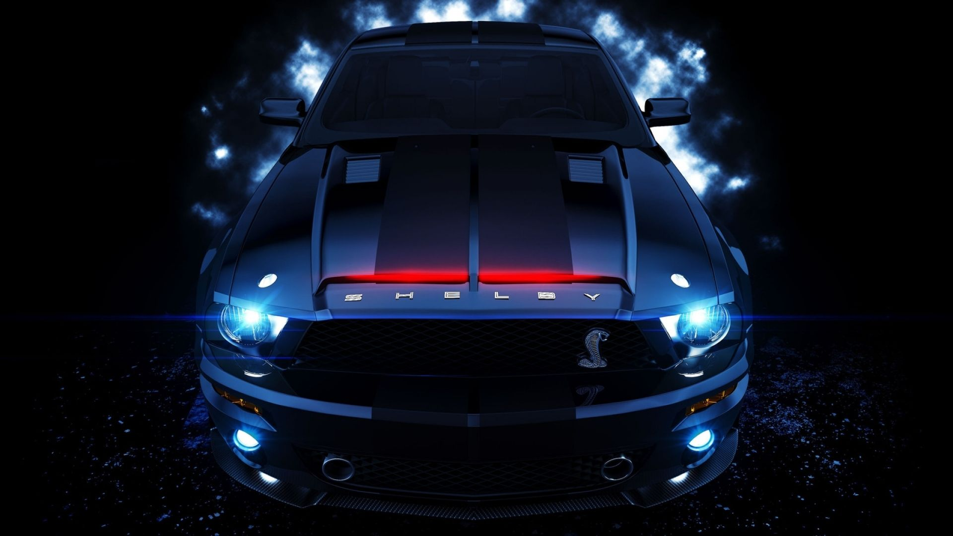 images of a mustang