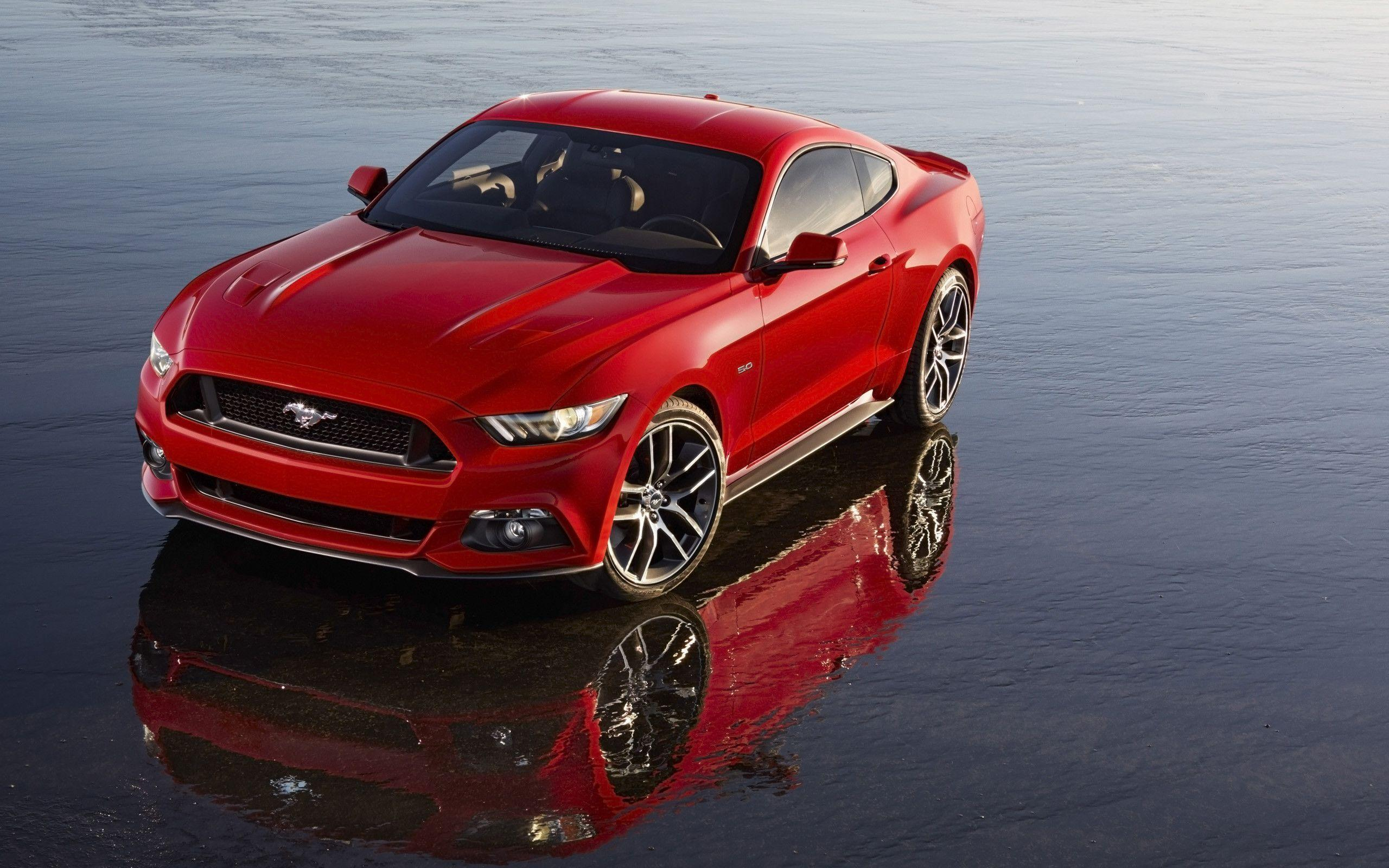 pictures of mustang cars