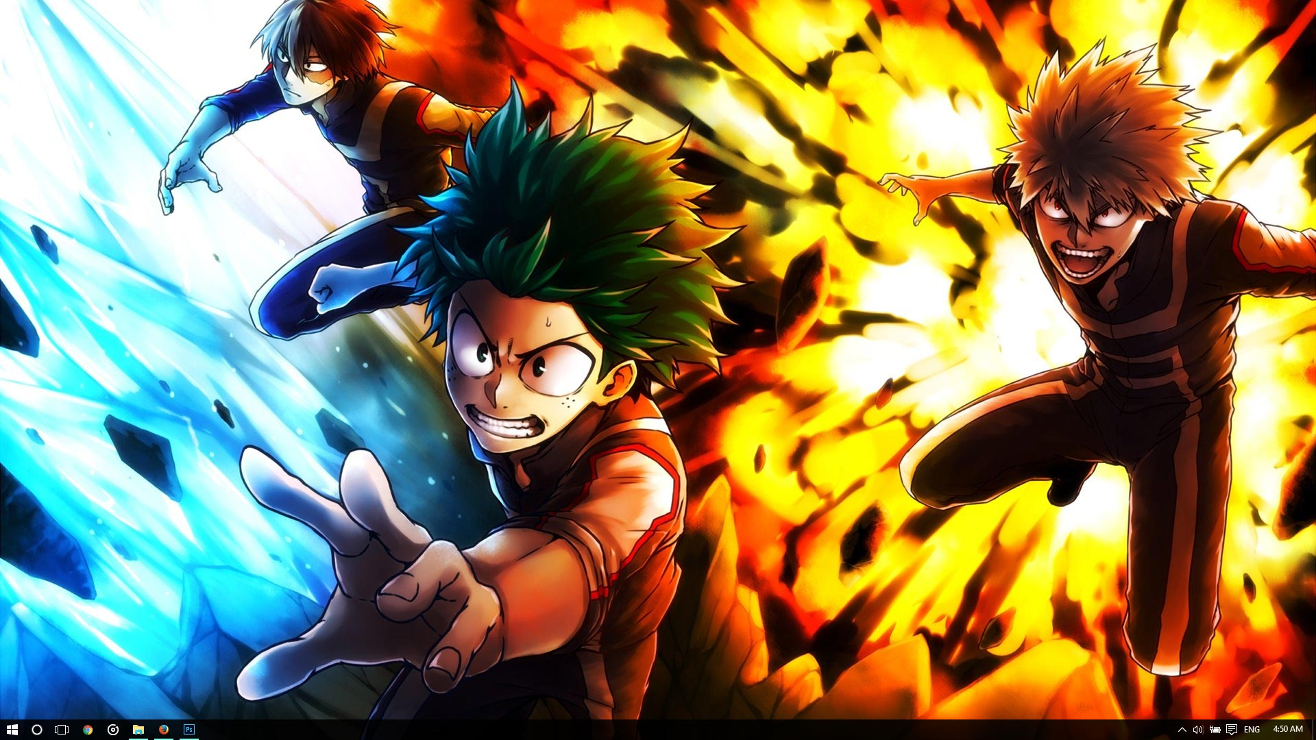 my hero academia backgrounds