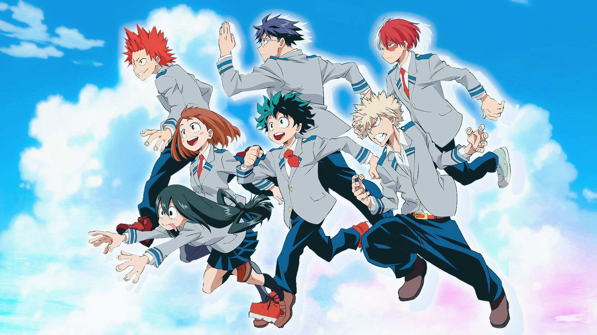 my hero academia wallpaper hd