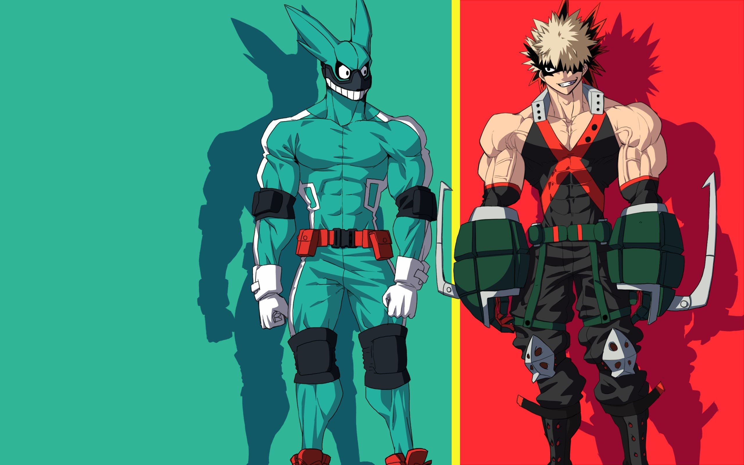 wallpaper my hero academia