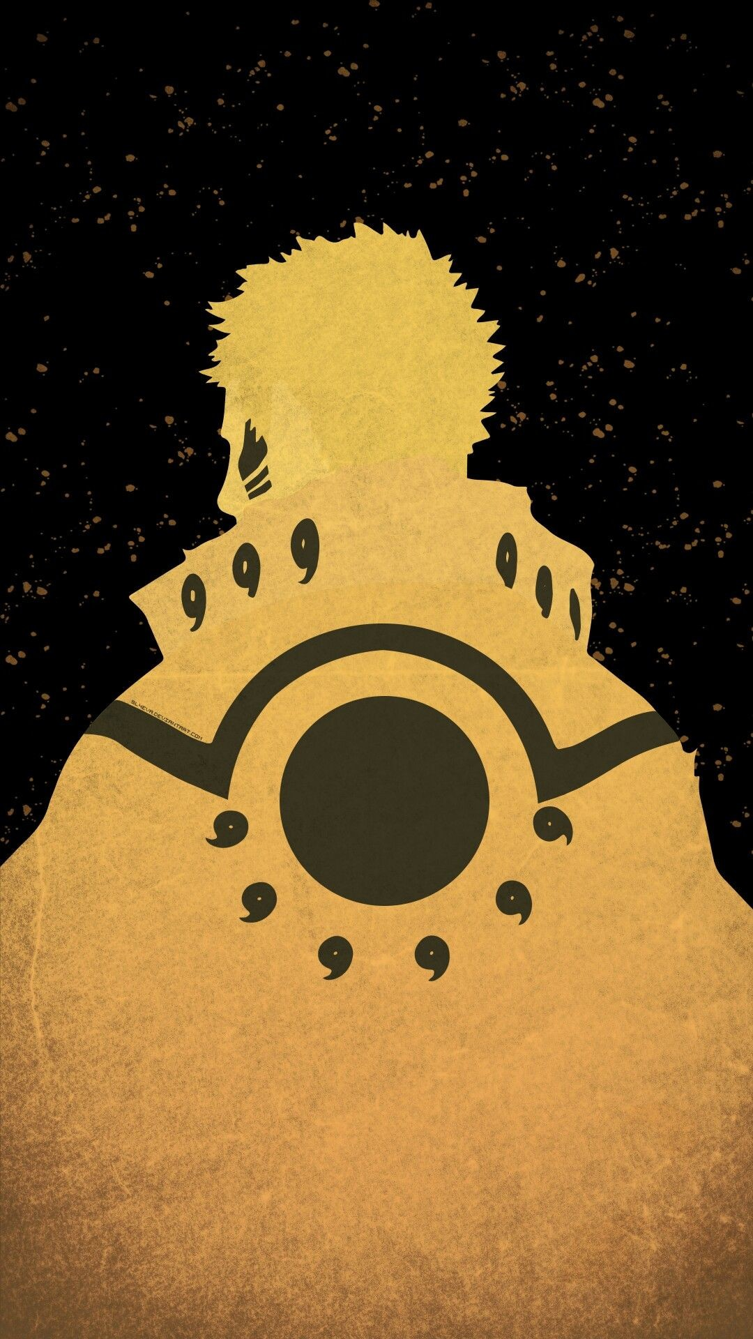 Naruto Wallpaper iphone 6 07 1080 x 1920