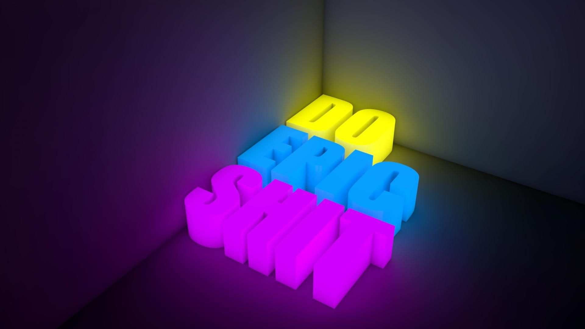 neon screensavers pictures