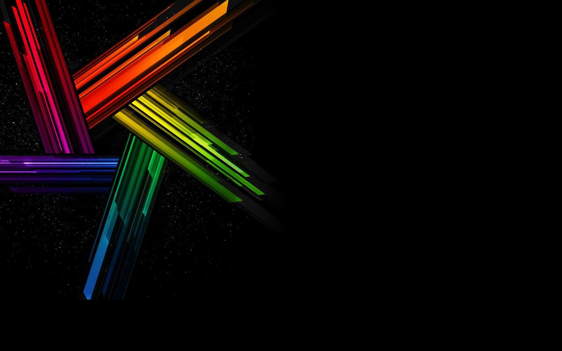 hd neon wallpaper