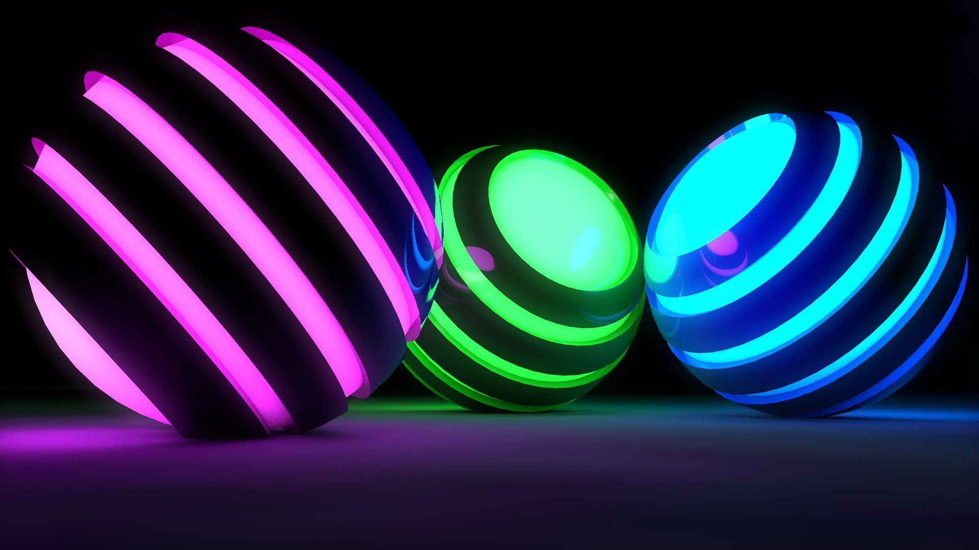 pretty neon backgrounds