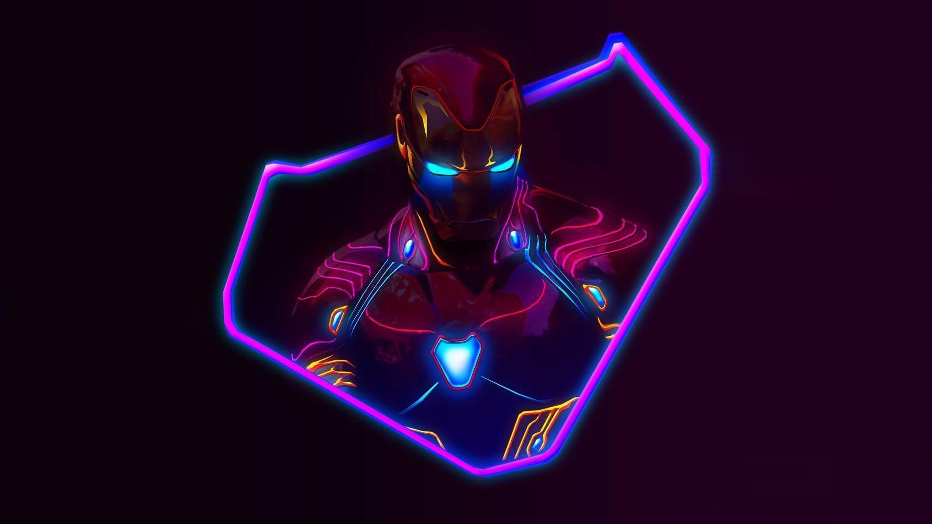 neon desktop backgrounds