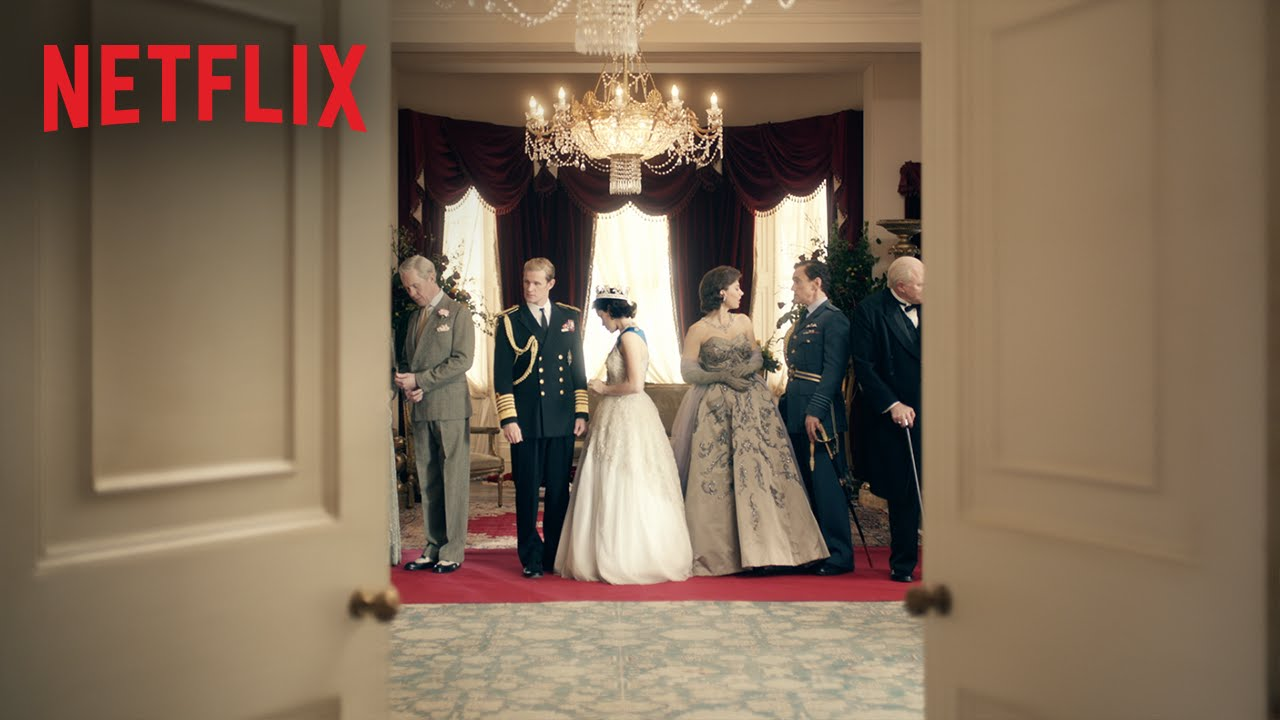 The Crown Netflix Wallpapers