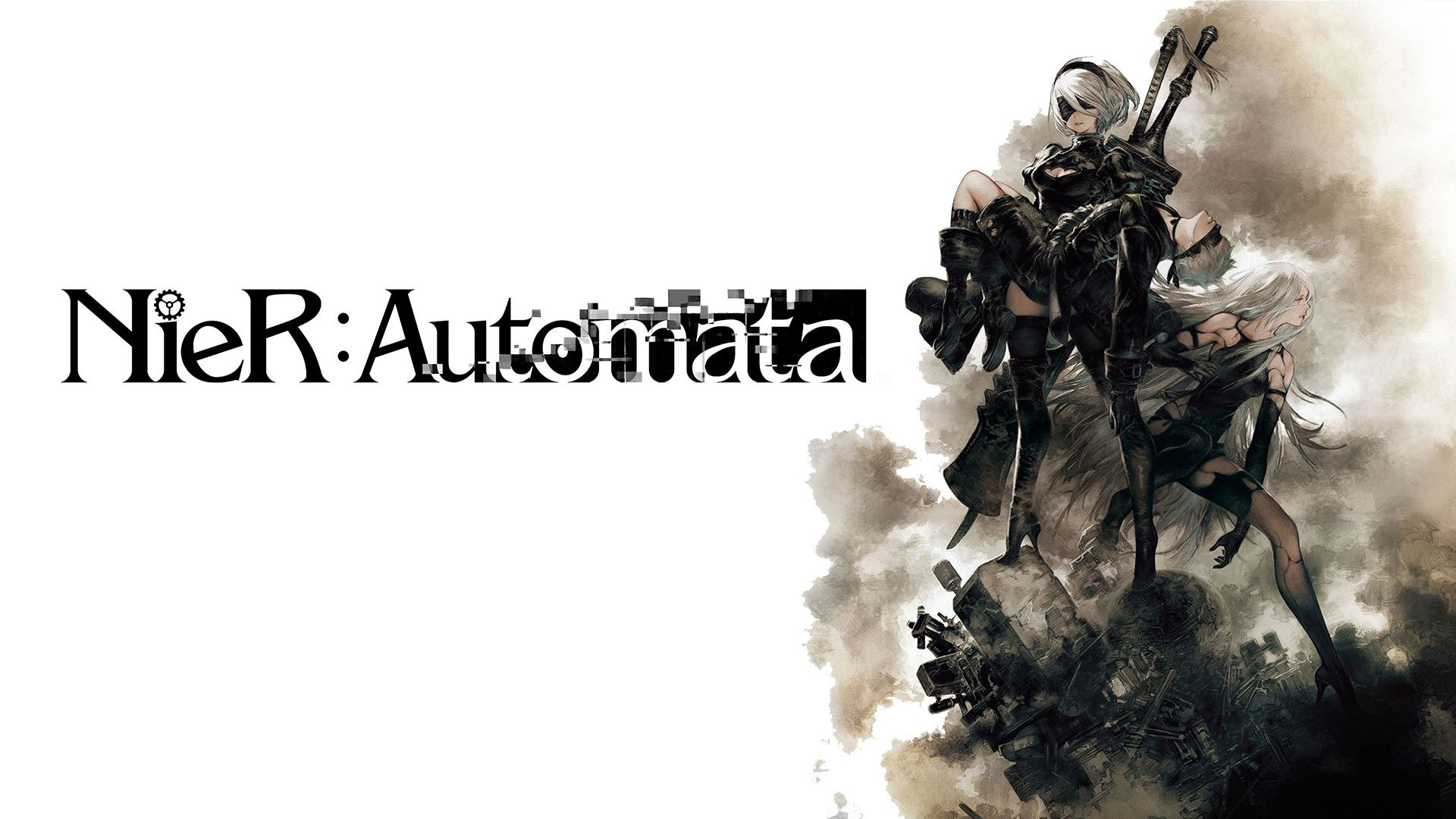 yorha wallpaper