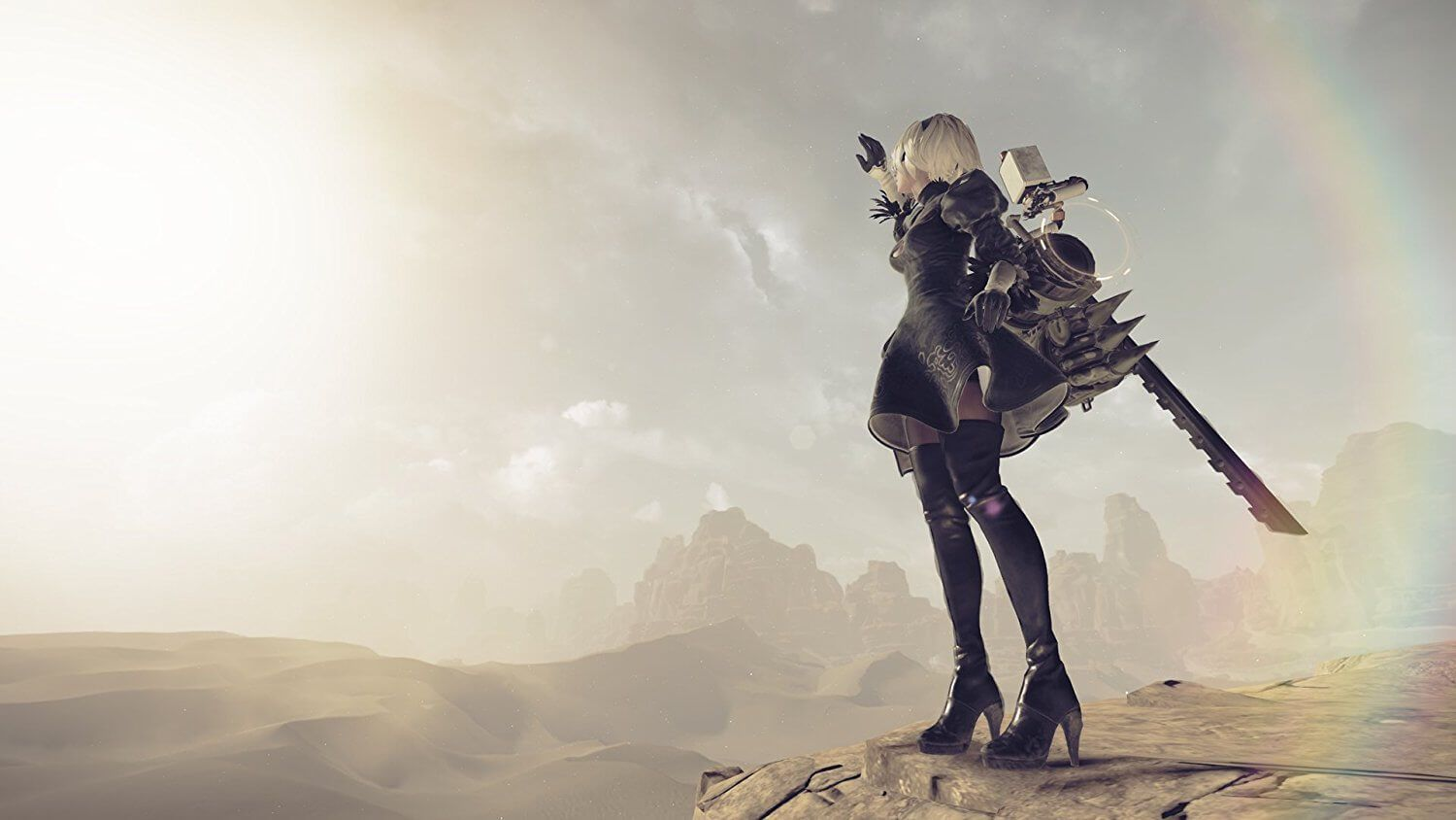 2b nier wallpaper