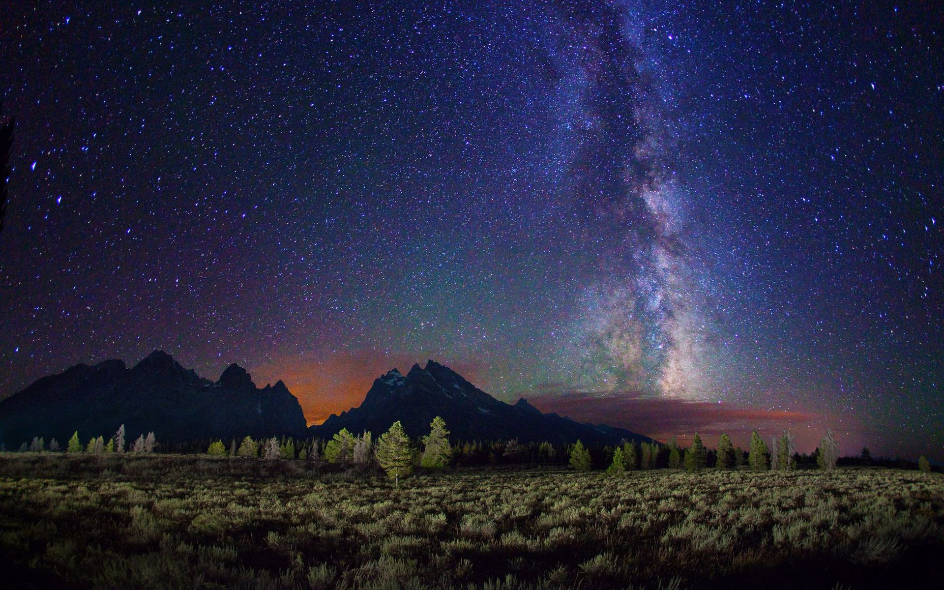 starry sky pictures