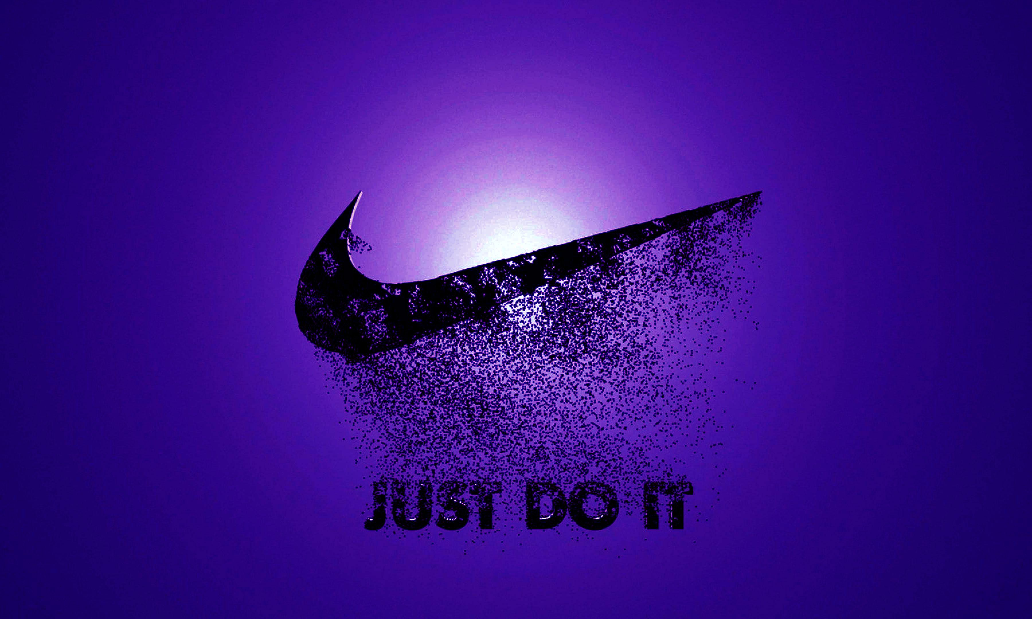 nike background