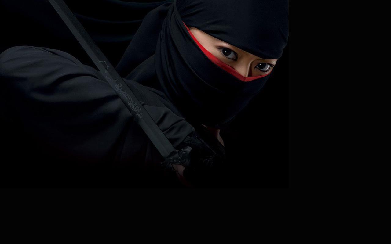 ninja hd wallpaper