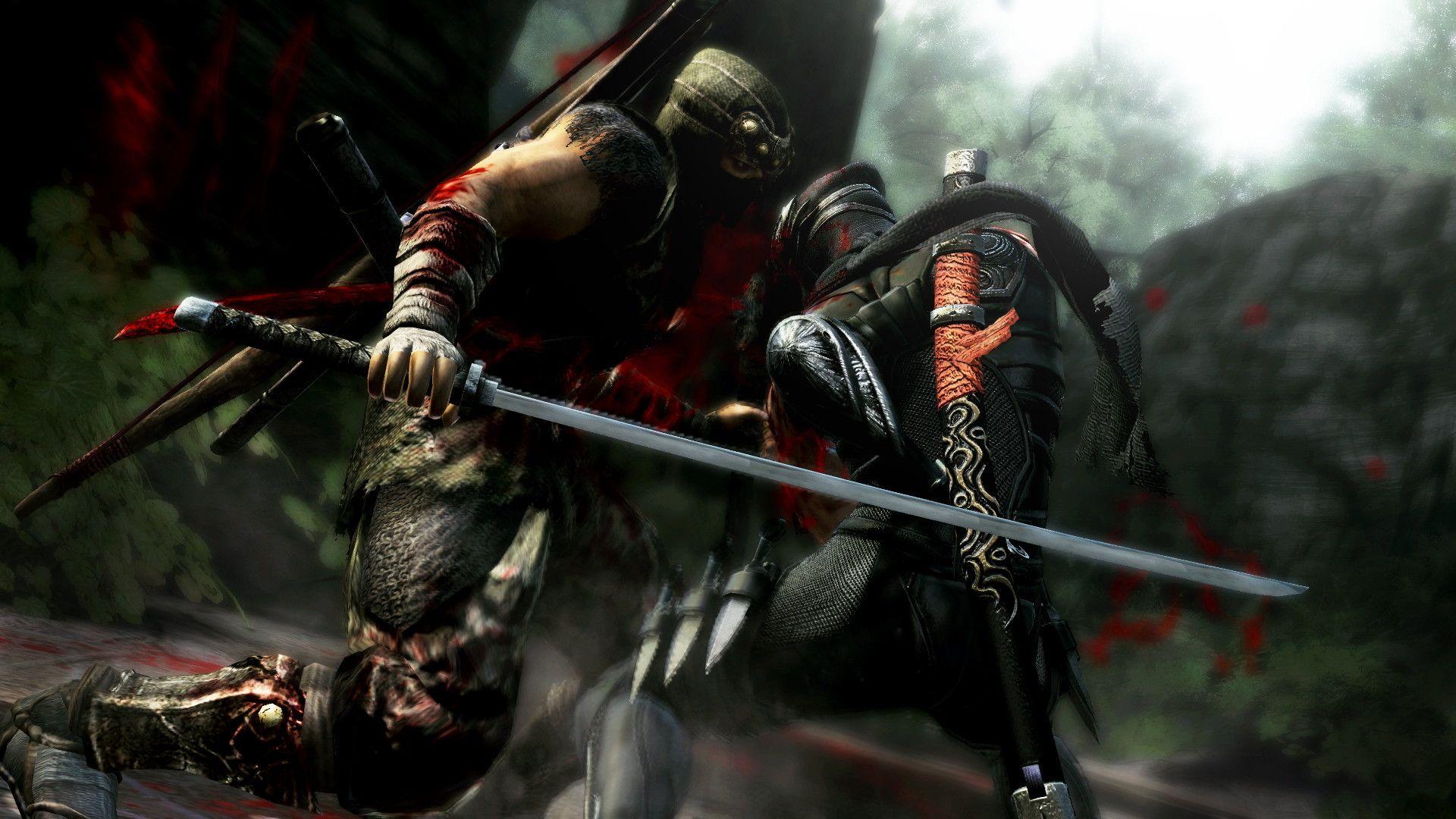 ninja warrior wallpaper