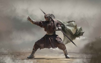 Ninja-Wallpape