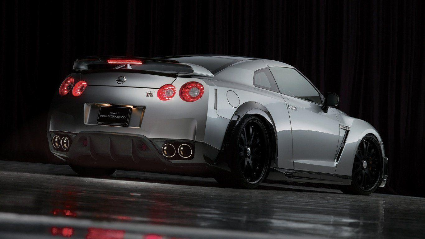 gtr r35 wallpapers