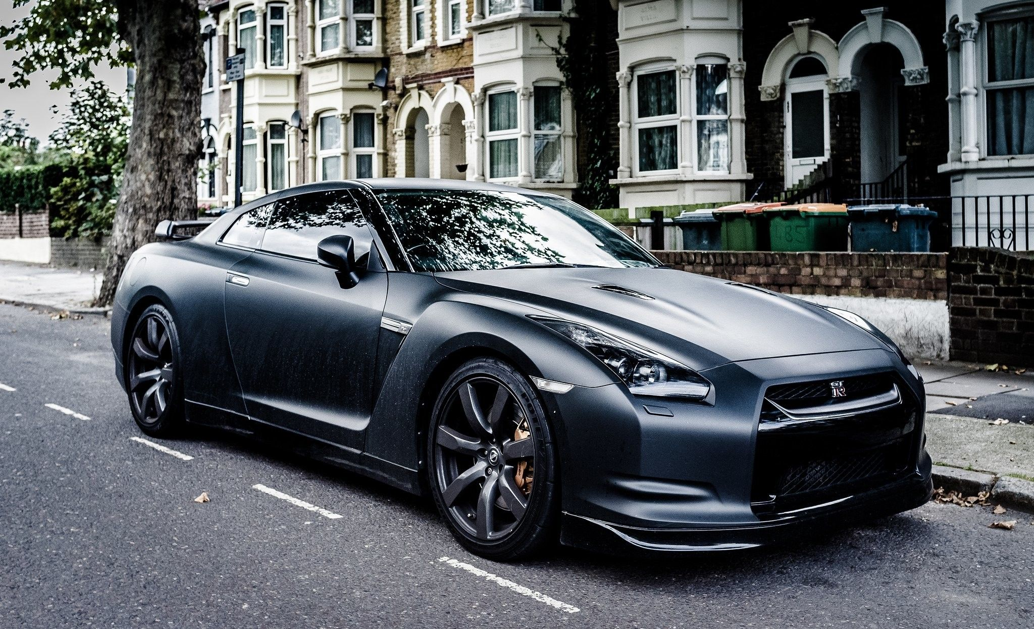 nissan gtr desktop wallpaper
