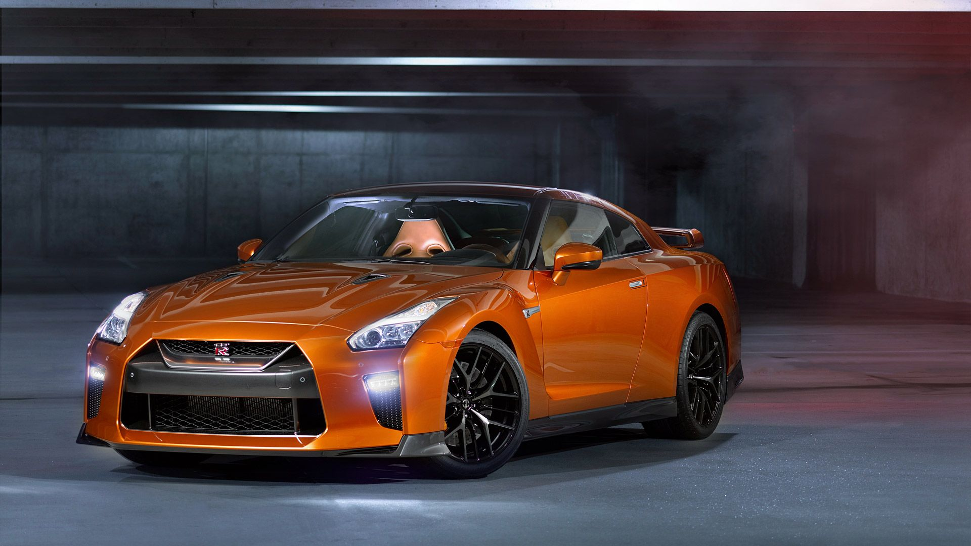 pictures of gtr cars