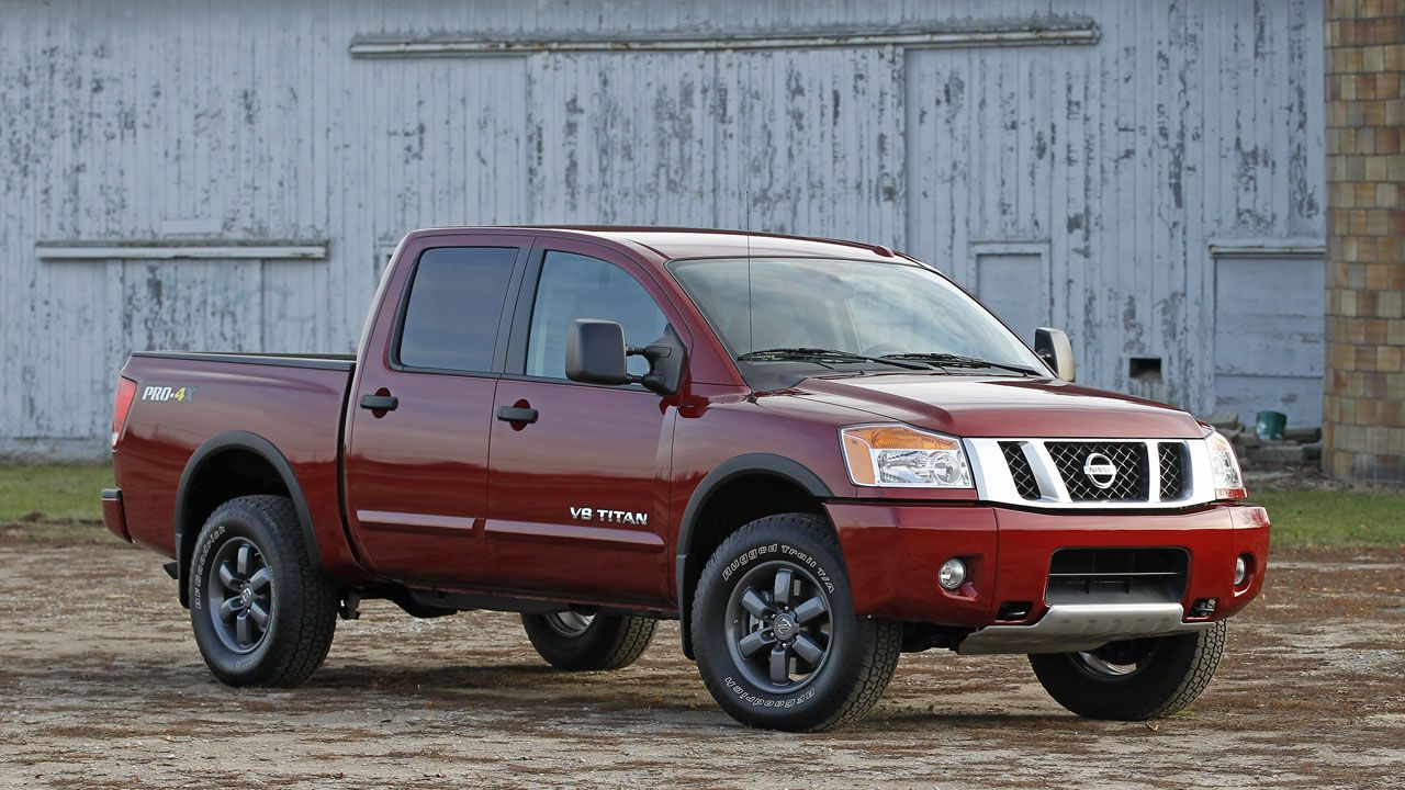 nissan titan wallpaper, nissan screen savers