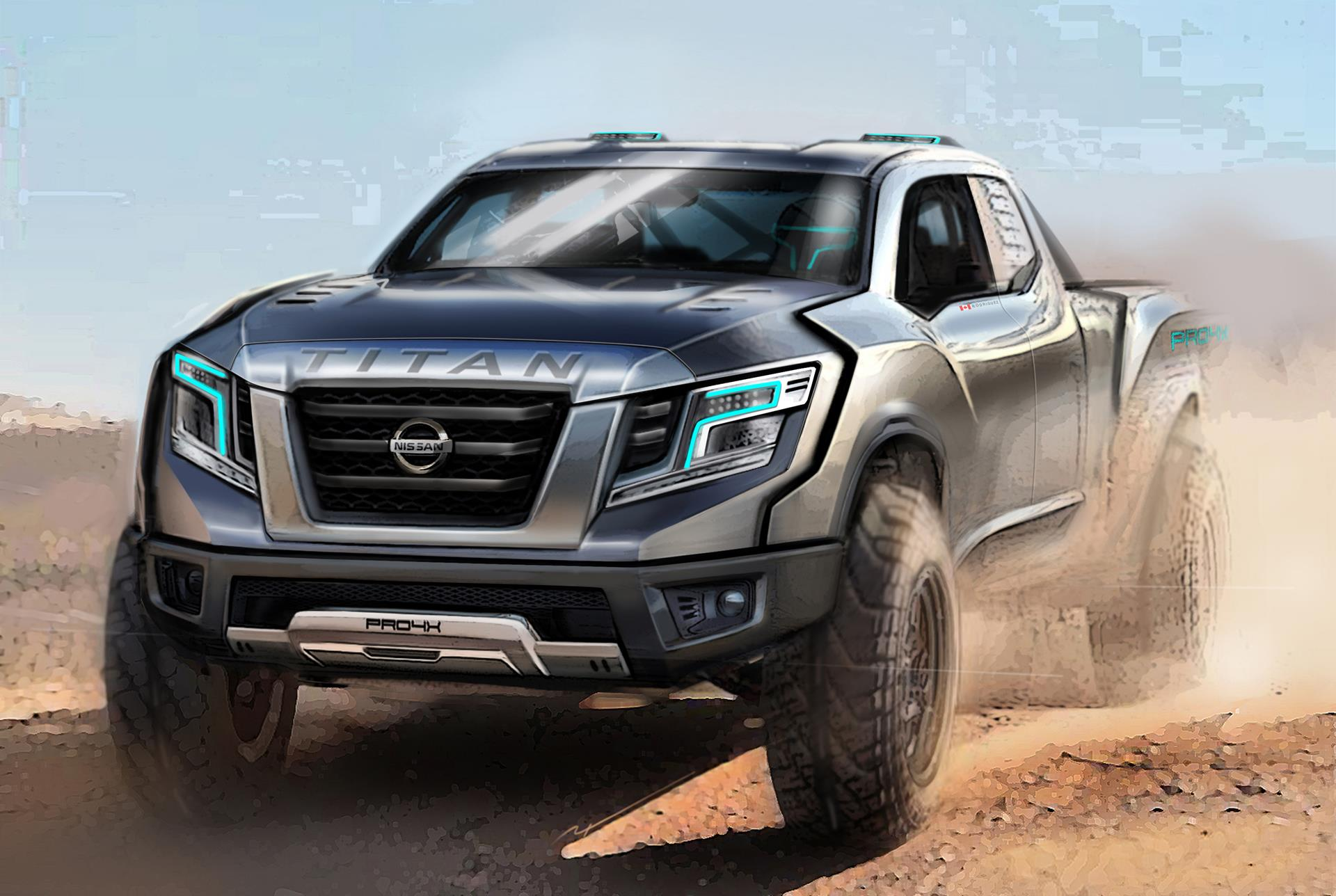 nissan titan wallpapers, nissan screensavers