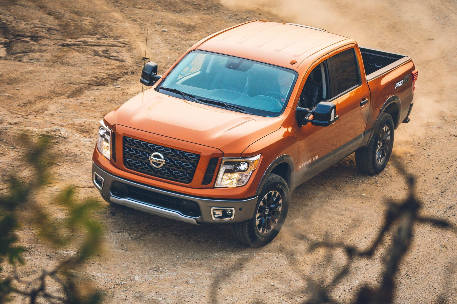 nissan titan images, 2019 nissan titan wallpapers hd
