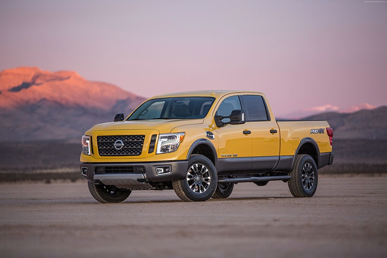 pictures of nissan trucks, nissan full size truck, cool nissan titan