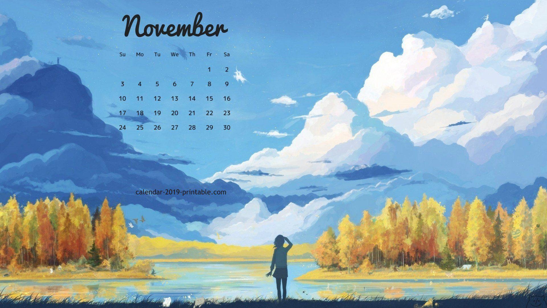 2019 calendar hd images