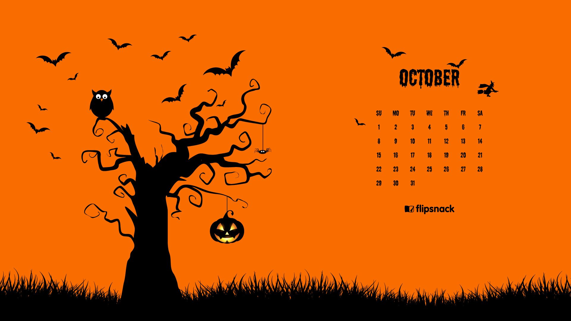 october wallpaper download