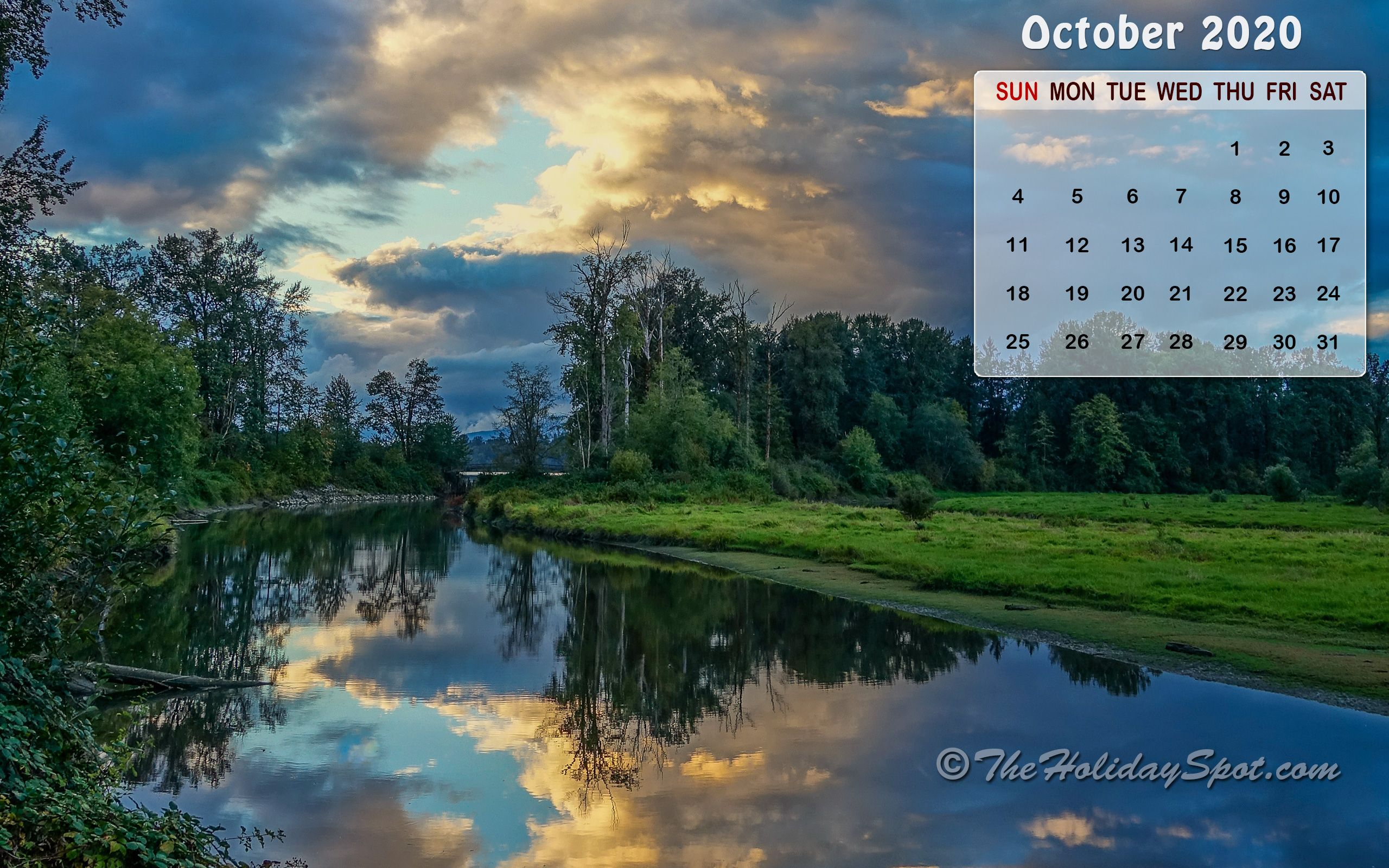 free october wallpaper desktop
