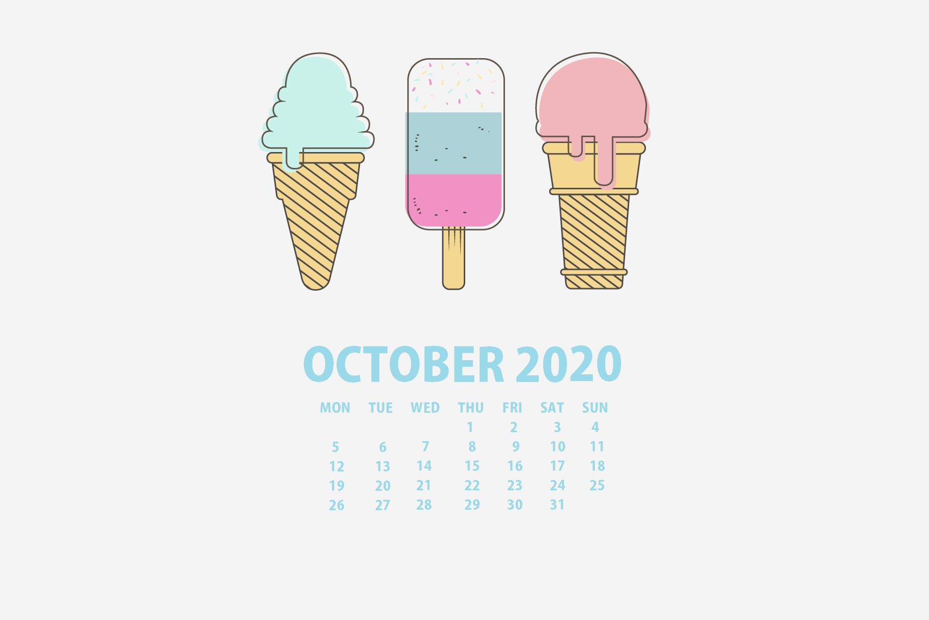 october wallpaper for desktop