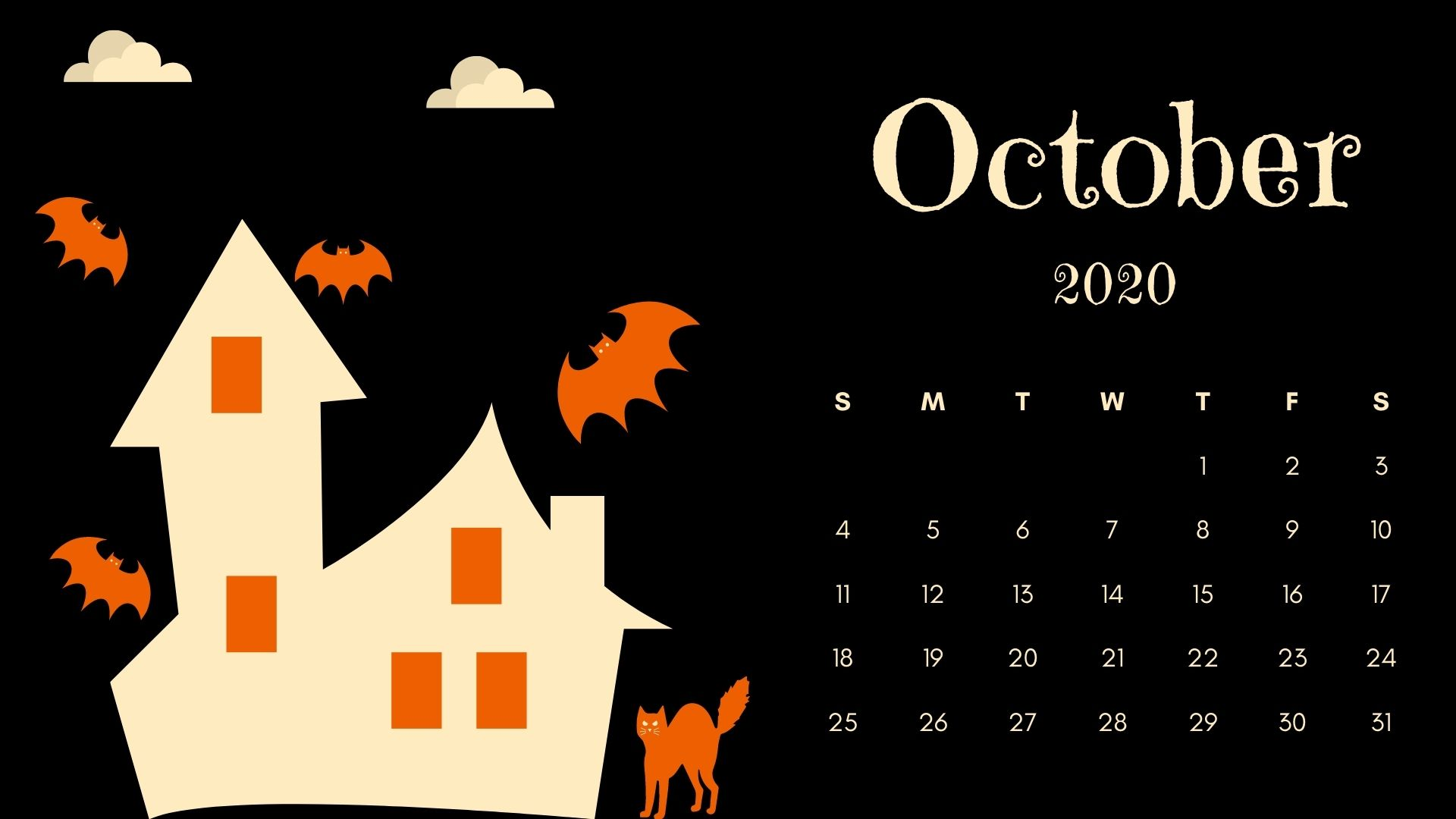october wallpaper images