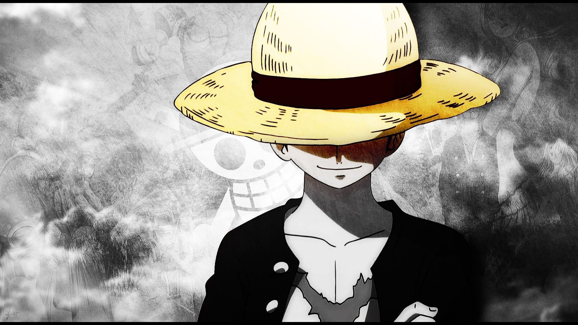 download gambar one piece