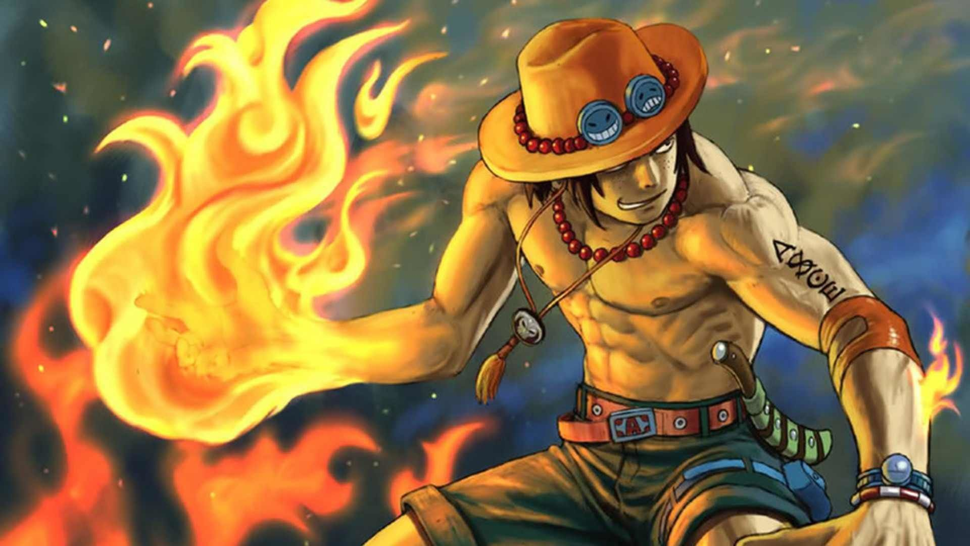 wallpaper laptop one piece