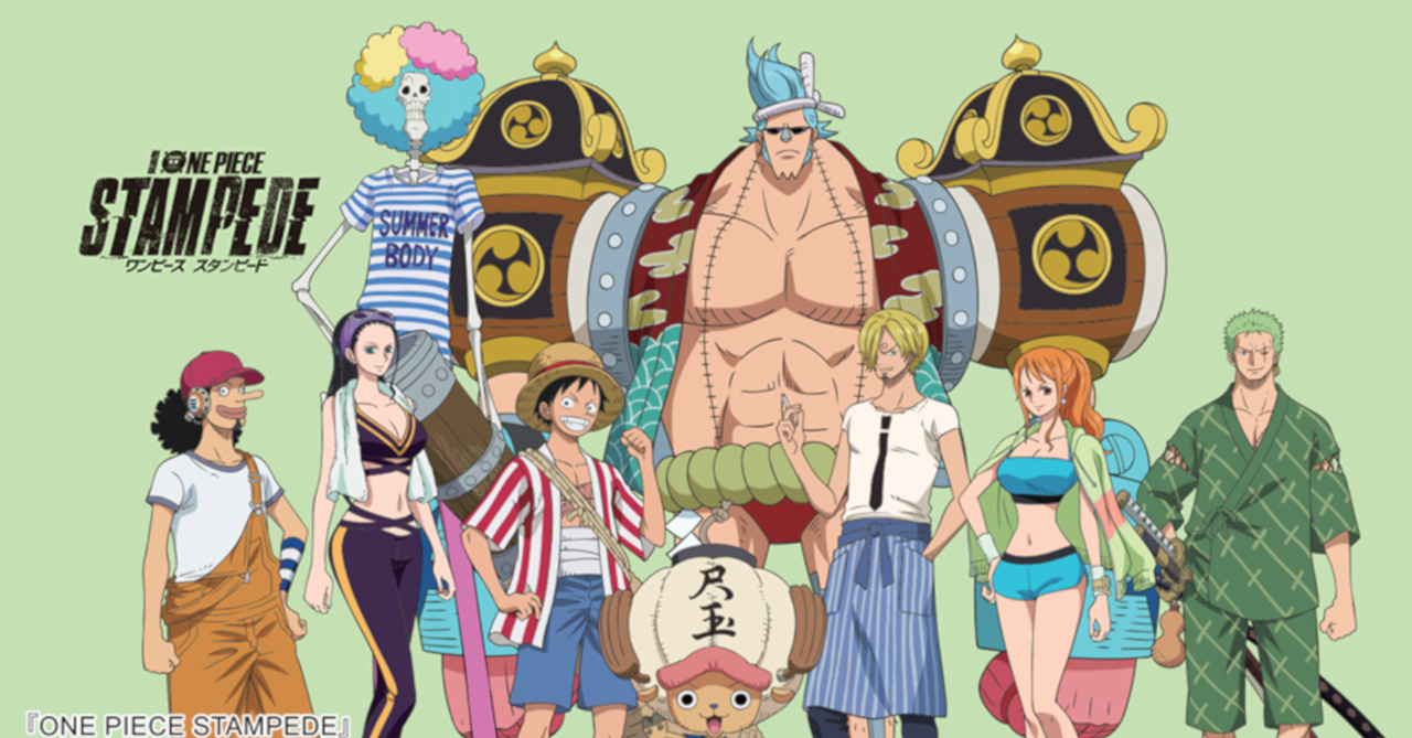 download foto one piece